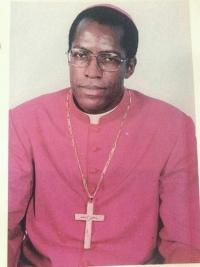 Bishop Jean-Marie Benoit Bala
