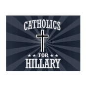 Never Hillary: A Catholic Democrat's Wake-up Call