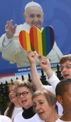 "Pope Francis Tells Parents: ""The Church loves your LGBT children as they are"""