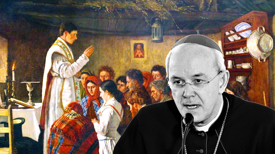 """TRADITION BETRAYED: Diane Montagna Interviews Bishop Schneider on """"Traditionis Custodes"""""""