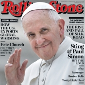 """Wake Up!"" The Rock of Peter is a Rolling Stone"