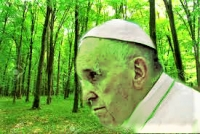 Green Pope Recycles Laudato Si to UN Cheers