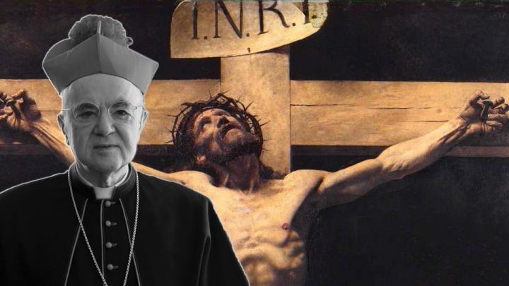 APPEL à l'action et à la prière de Mgr. Vigano. Ec95a3555c9fba5e2a0a417c1a62407d_L