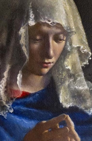 A Madonna for Italy on the Feast of the Annunciation